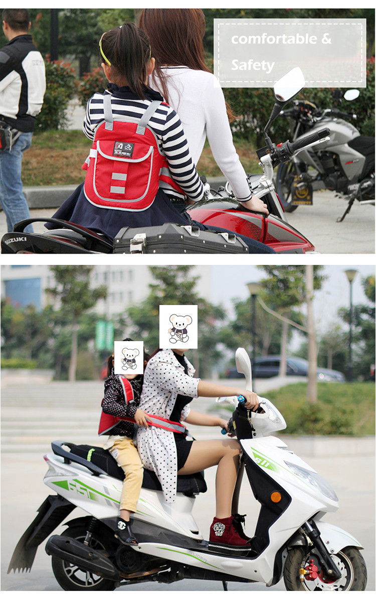 Alibaba Trade Assurance low cost baby safety belt for motorcycle