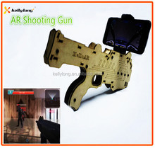 Good Low Price AR Toy Gun for Mobile Phone Play Game Shooting 3D Reality experience