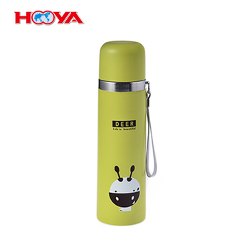480ml good quality vacuum flasks ,12-24 hours thermoese for children