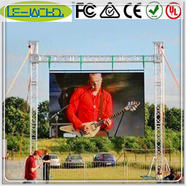 outdoor smd led display numerical led display board animation display function and 10mm pixels p10 manufacturers