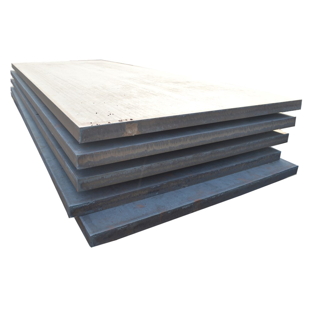 A36 Building Material Structural Mild Steel Sheet with laser cutting into machine part
