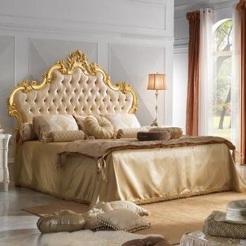 Italia Royal Estilo Nuevo Cama King Size Con Noche Para El ...