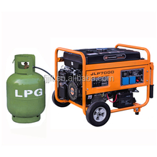 5kw Natural Gas Generator Small LPG Generator For Home Use Gas Engine Generator Set Price