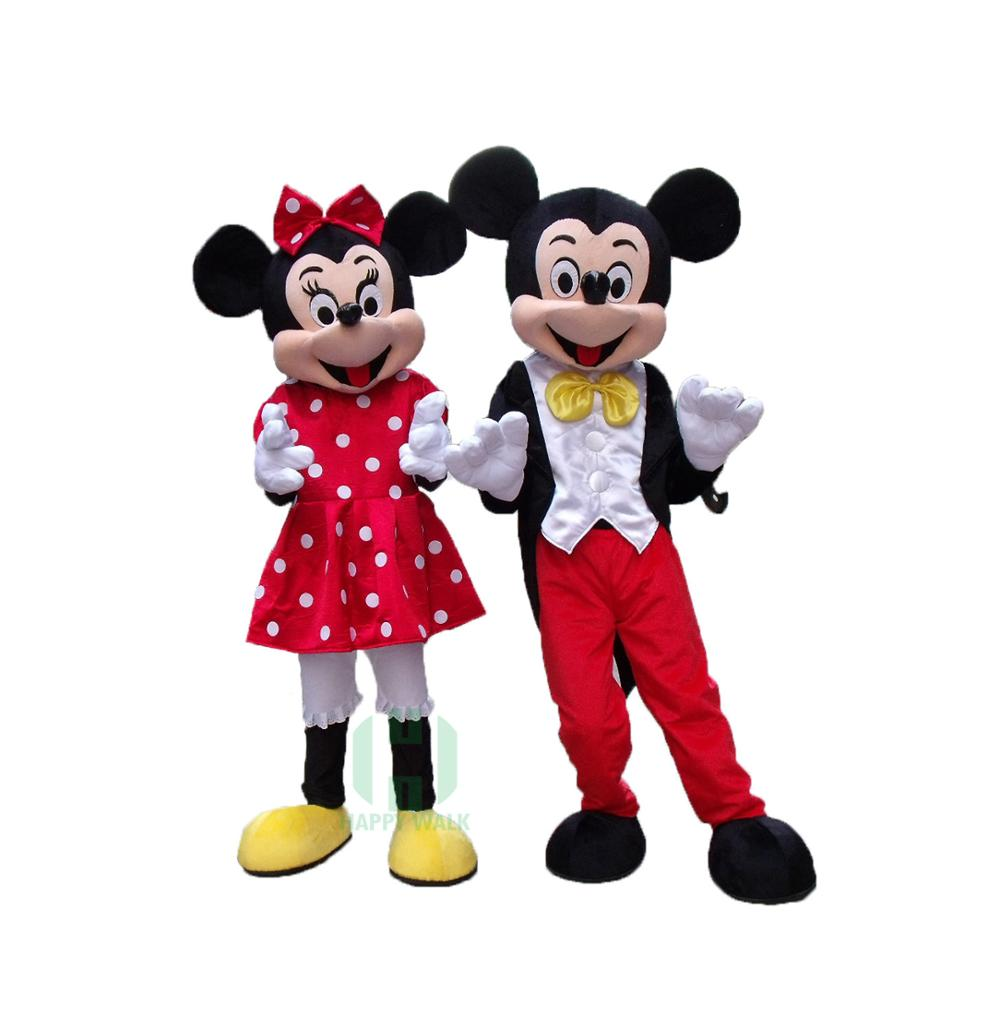 HI CE 2016 mouse mascot costume , mouse mascot , mickey mascot costume from China