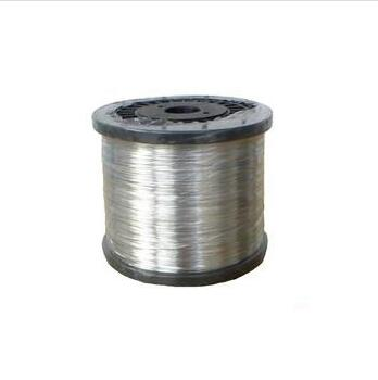 high tensile strength spring galvanized steel wire