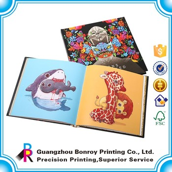Professional Customized Digital Printing Wholesale Coloring Book For ...