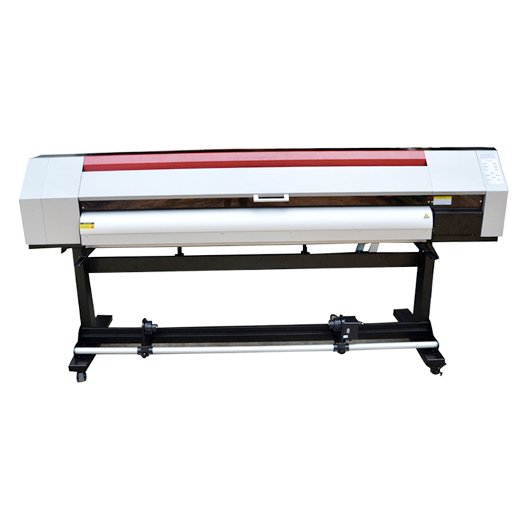 chinese solvent flatbed industrial inkjet printer