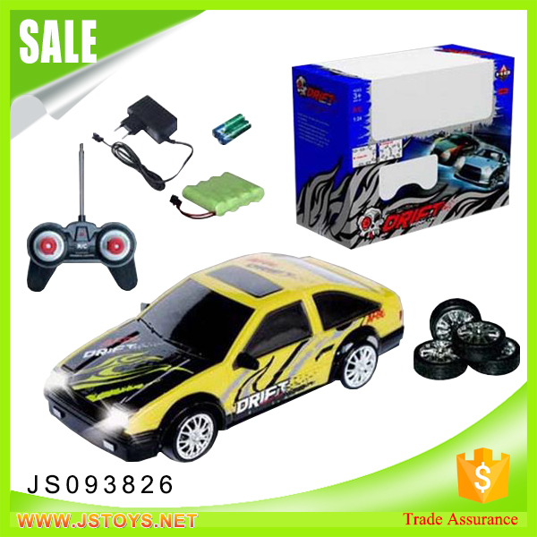 High quality 1:28 4wd rc drift car for sale