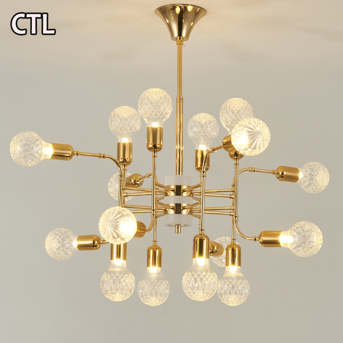 Crystal Pendant Light Chandeliers