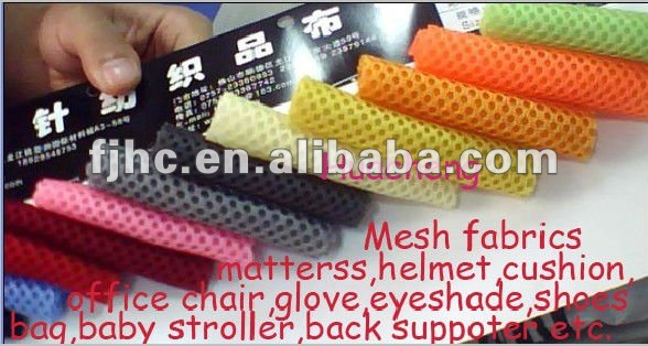 3d Polyester air mesh stoff