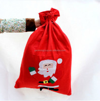 Drawstring Sealing and candy christmas gift bags