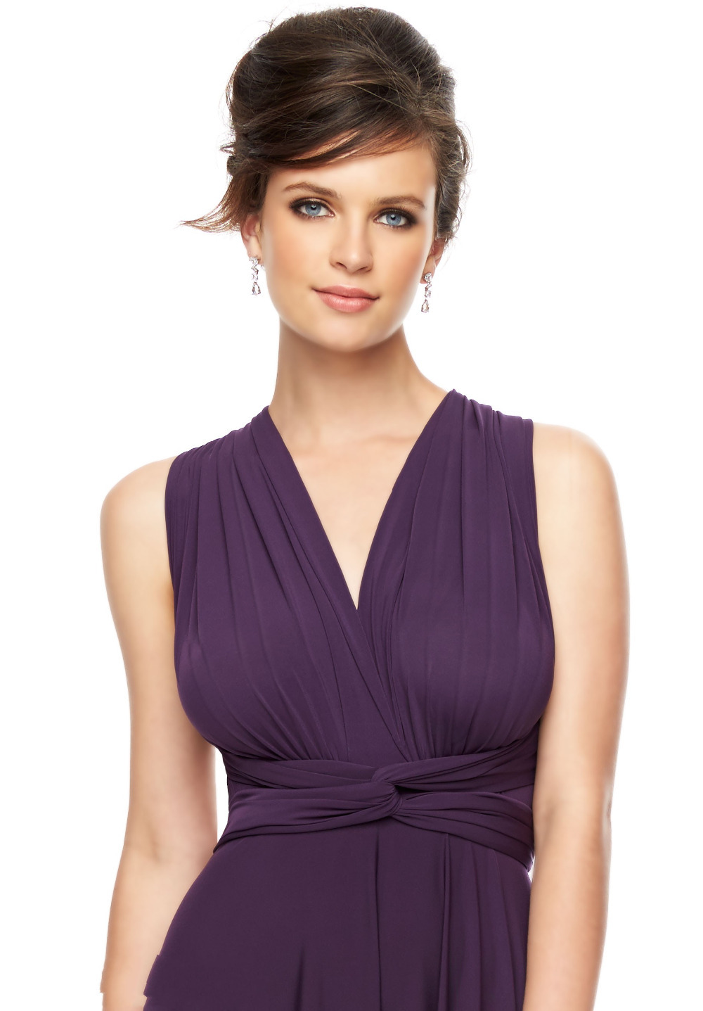 Cheap Purple Chiffon Bridesmaid, find Purple Chiffon Bridesmaid ...