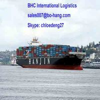 transportation system from China to Guatemala by sea, LCL- Skype:chloedeng27