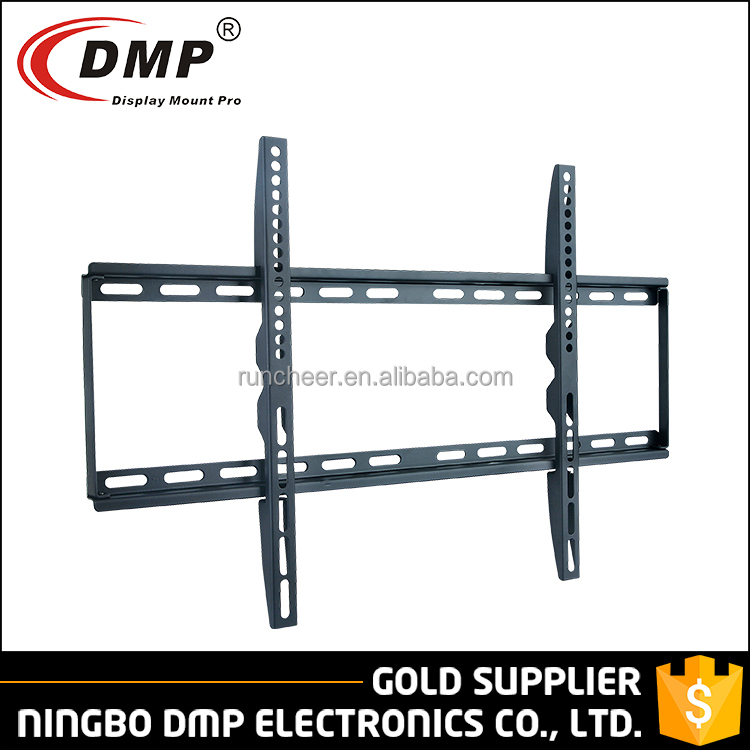 Universal flat wall bracket LCD TV mount fixed plasma tv wall mount with VESA 800 x 400