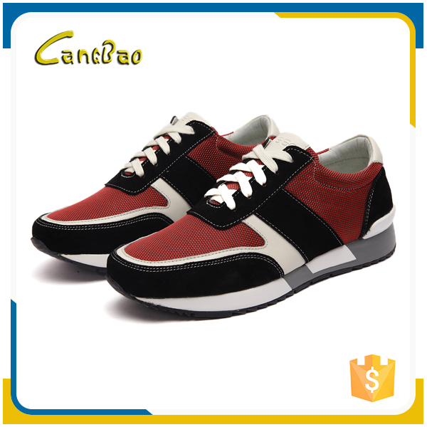 2016 spring new style fashion breathable casual men shoes