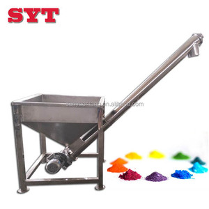 Hot Sale Flexible Hopper Screw Feeder / Grain Augers Price