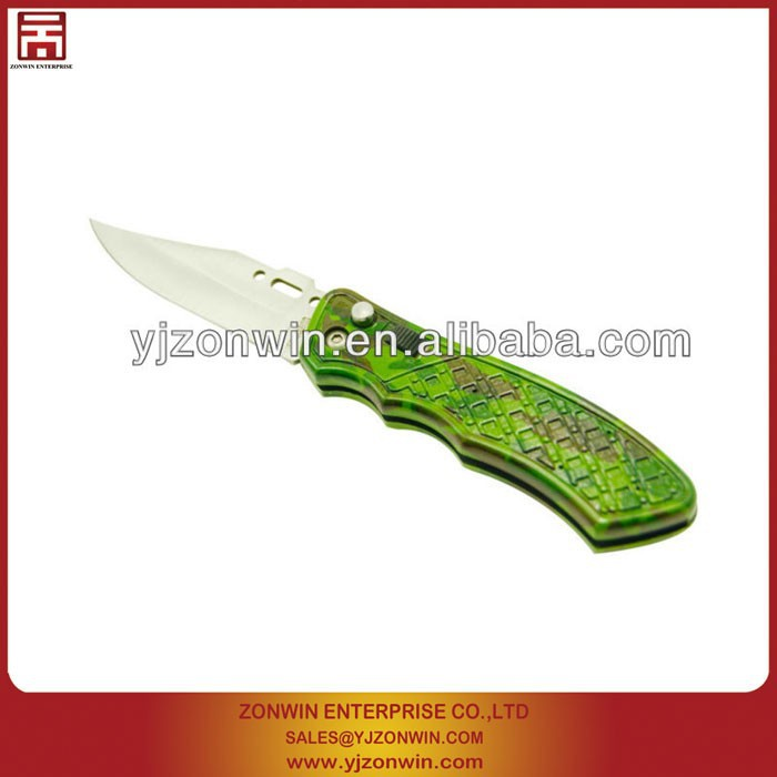 PP handle Folding knife for sale