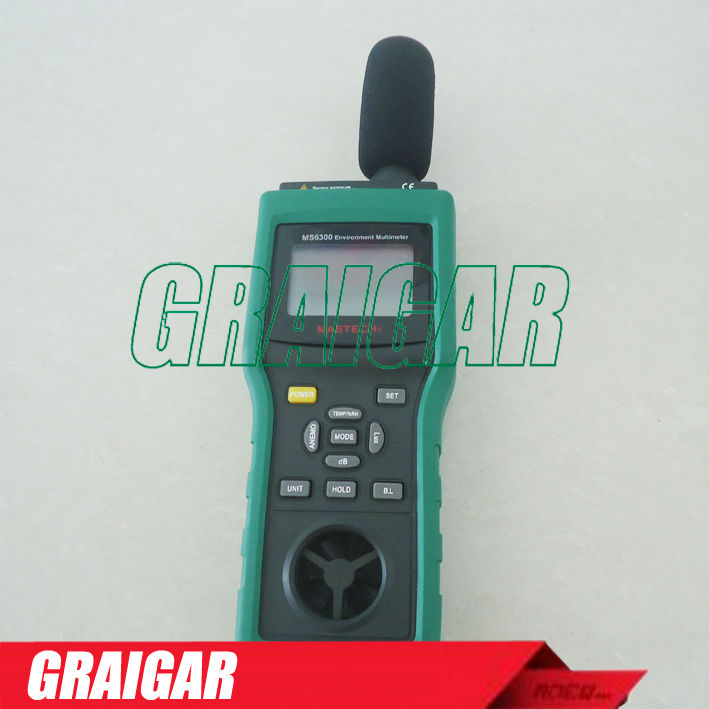 Multifunction Environment Meter MS6300