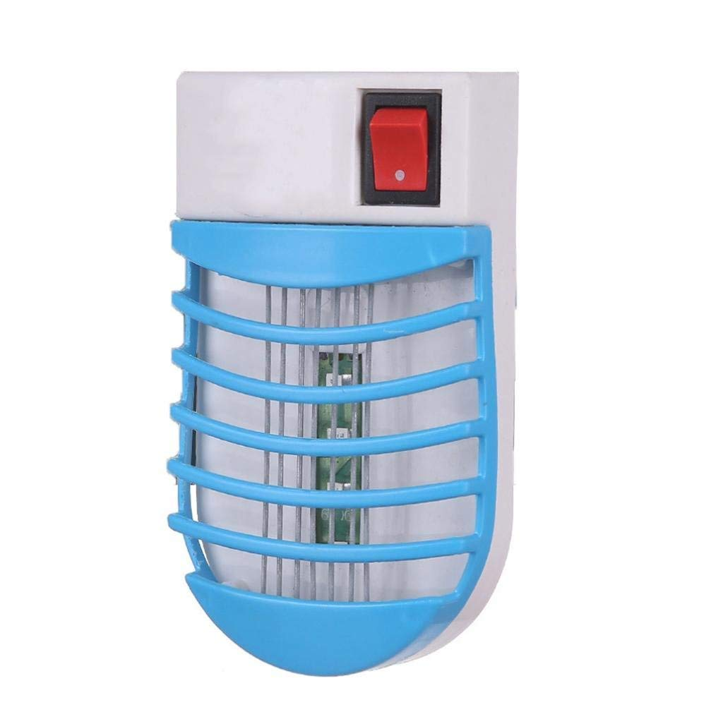 Cheap Mosquito Trap Circuit Find Deals On Electronic Insect Repellent Using 555 Ic Circuits Get Quotations Inverlee Led Socket Electric Killer Light Indoor Bug Fly Zapper Catcher