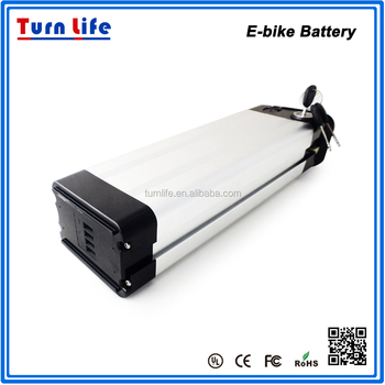 Turnlife 24V 10Ah battery pack with dc motor 24v 500w