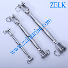 Stainless Steel Rigging Hardware Toggle Fork Rigging Screw-Eye Style