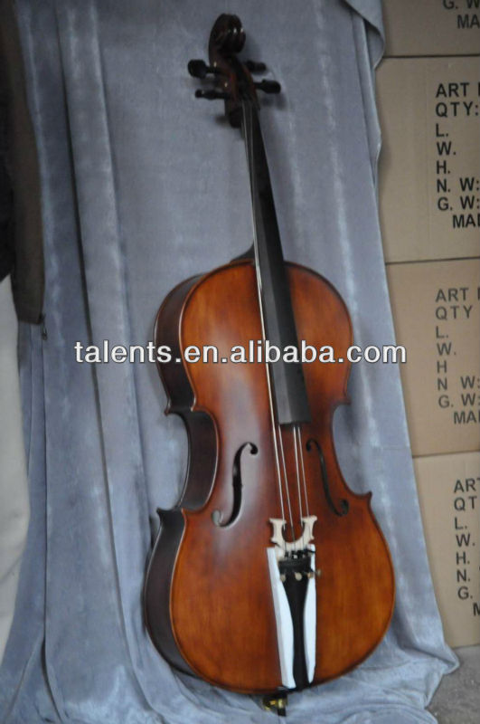 pattern cello solid wood cello for beginner or student