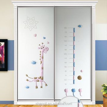 Aluminum Profile For Wardrobe Sliding Door Sliding Door Aluminum Wardrobe  Frame