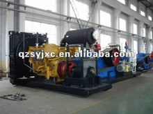 QZ-9 Triplex single acting drilling mud pump