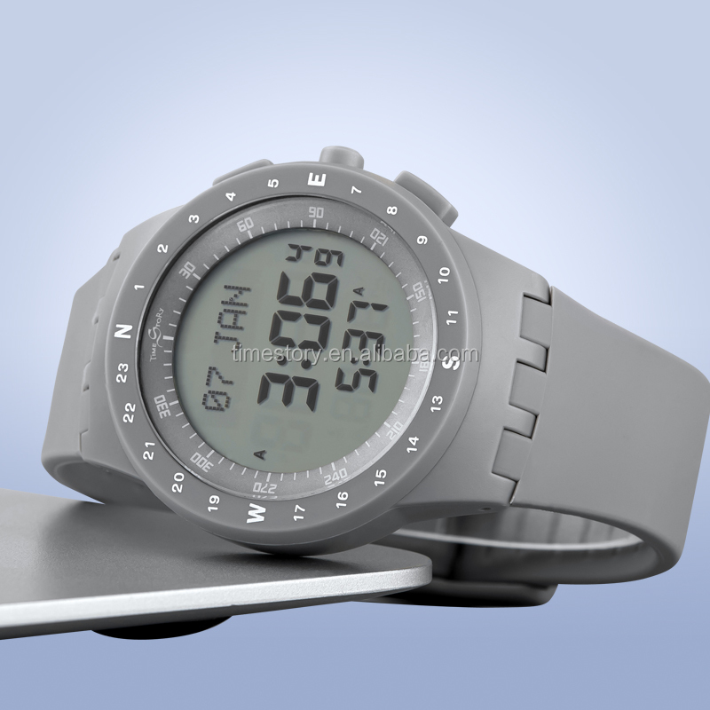 Al Fajr Azan Muslim Prayer Sport Watches With Qibla Compass Direction - Buy  Azan Wrist Watch,Muslim Prayer Watch,Muslim Azan Watch Product on