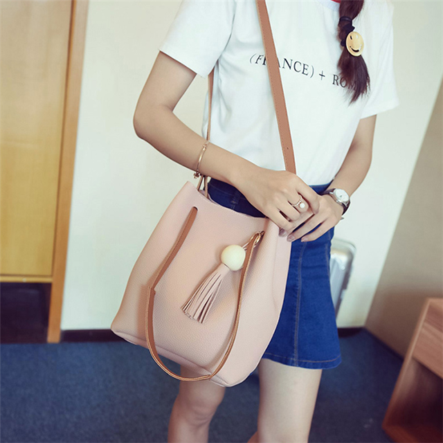 Osgoodway China suppliers Women's Fashion Girl's PU Tote Shoulder Handbags Hot Bag Ladies Satchel Bags