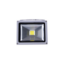 Nature White New process motion detector lights led flood light 20w