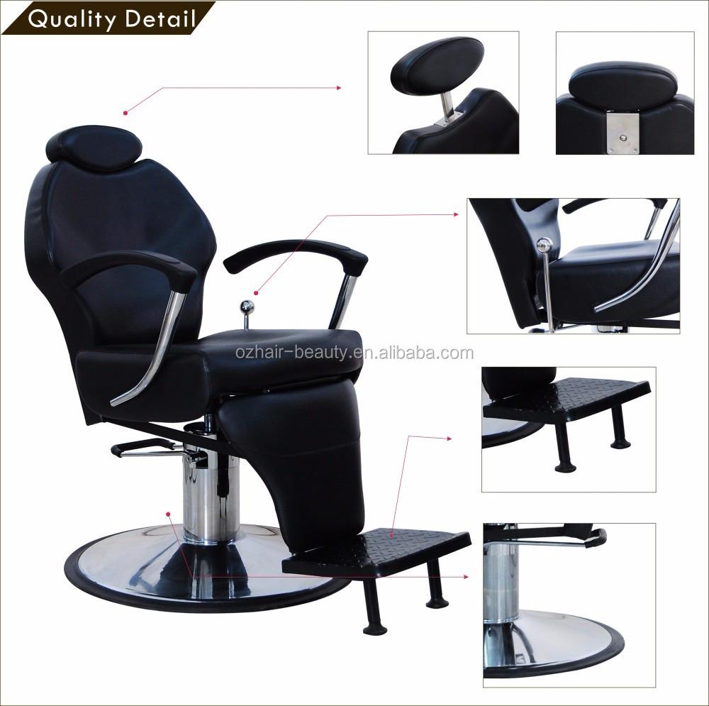 Modern barber chair - Relax Salon Chair Modern Barber Chair For Men Use