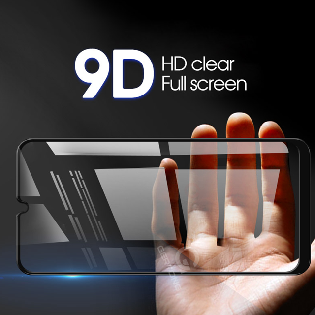 For iPhone 12 Screen Protector Bubble Free 9D 9H Hardness Explosion-Proof Mobile Phone Tempered Glass For iPhone 12 Pro Max/Xr