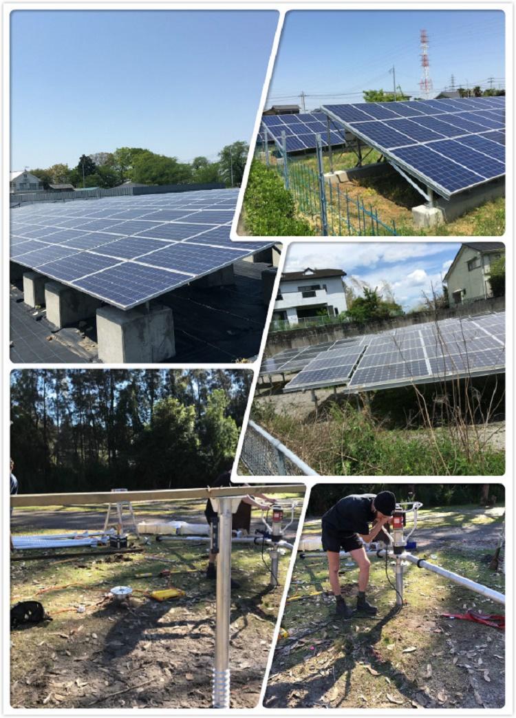 Hot Sale Solar Mounted Hooks Flat Tile Roof Hook Kits