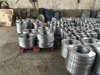 Factory price hex flanged threaded copper bushing for wholesales