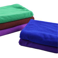 Hot sell Cheap Kitchen Towel 5pc/set 30x30cm Microfiber Towels Quick-Dry Cleaning Rag Small Towels Dish Cloth