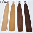 I Tip 100% Virgin Indian Remy Hair Extensions Natural Hair Extention I Tip Our Company Want Distributor