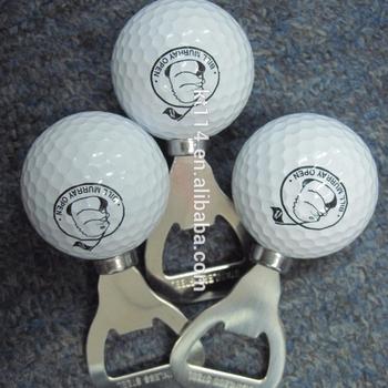 B&G Custom Golf Ball Style Bottle Opener luxury golf gifts