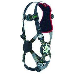 Miller Revolution Arc Rated Harness With Quick-Connect Buckle Legs