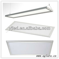 High efficiency white ceiling mounted led panel light 220v shezhen