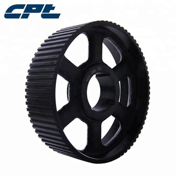 8M toothed timing belt pulley wheel for 30mm wide