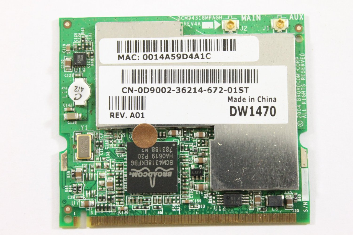 Dell Latitude D810 Wireless (Japan) WLAN Card Driver for Windows 10