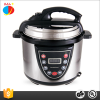 5 Litre 900 W Brushed Stainless Steel Instant Pot 7-in-1 Programmable Automatic Electric Pressure Cooker