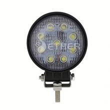 alibaba china supplier IP68 atv auro led work light for truck jeep suv atv