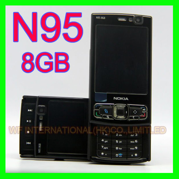 nokia n95 8gb all software
