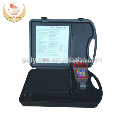 DIGITAL 100KG REFRIGERANT SCALE WITH AUTO OFF SOLENOID VALVE /& MEMORY FEATURES
