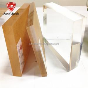 Acrylic Material custom large acrylic aquarium acrylic sheet 40mm 50mm 60mm