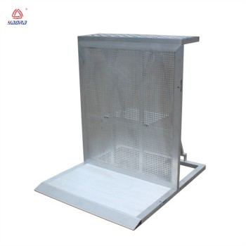 Chinese Factory Supply Crowd Control Barrier Easy Assembly Mojo Barrier