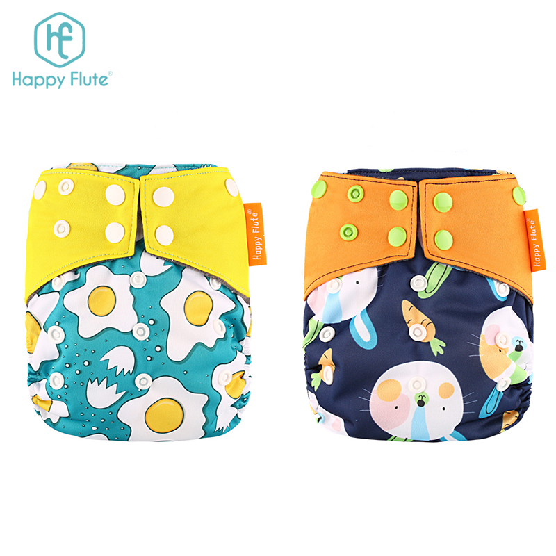 Reusable Nappies Liners Multi-Layer Bamboo Mirofiber Anti-Bacteria and Deodorization Washable Cloth Diaper Inserts Large Absorbent Pad Mirofiber 9