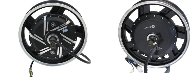 17inch 2000w V3 28H electric hub motor for e-scooter
